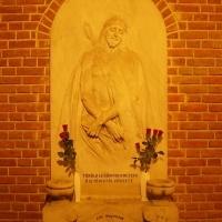 Spies János síremléke. (Fotó: Damásdi Zoltán)