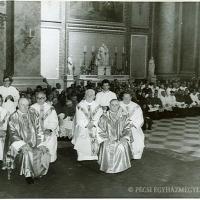 A püspökké szentelés pillanatai – 1.