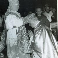 A püspökké szentelés pillanatai – 4.