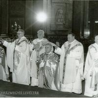 A püspökké szentelés pillanatai – 5.