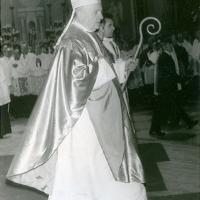 Belon Gellért püspök.